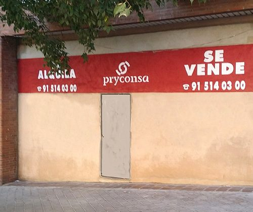 LOCAL COMERCIAL C/ MULLER