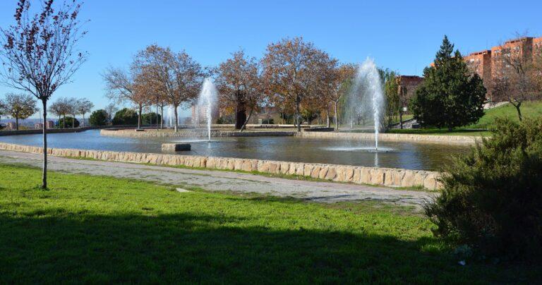 Parque de palomares
