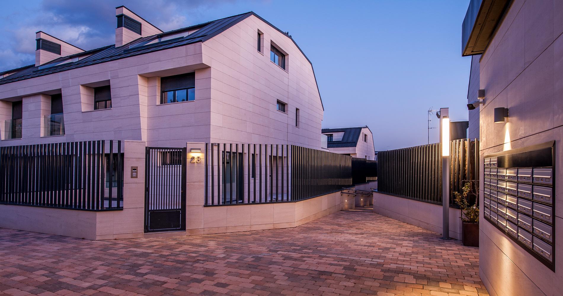 Villas de la Moraleja<br>Espacios amplios y eficiencia energética