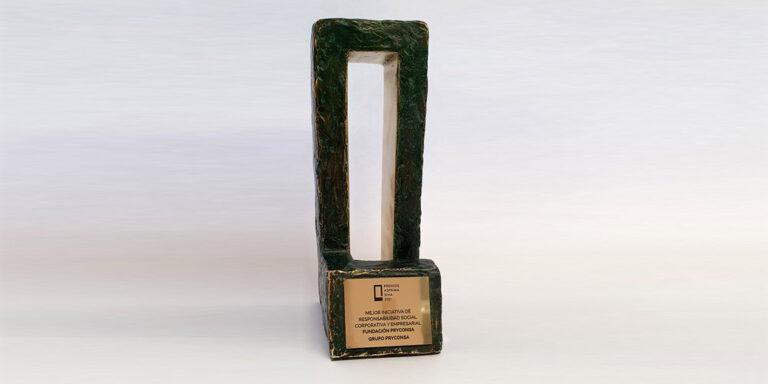 Premio Fundación Pryconsa La Mejor iniciativa de Responsabilidad Social Corporativa y Empresarial.